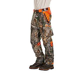 Pantaloni da caccia Seeland Excur RealTree Xtra/RealTree APB