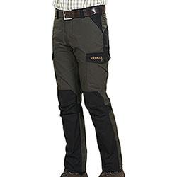 Pantaloni caccia Härkila Dain Charcoal/Black