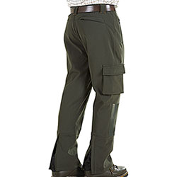 Pantaloni Kalibro Game Hunt Softshell Green