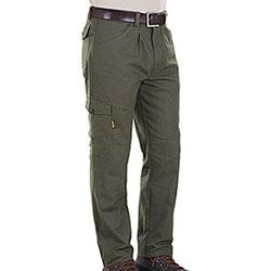 Pantaloni Kalibro Upland Classic Canvas Green
