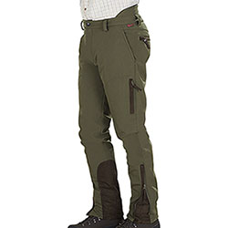 Pantaloni Kalibro Softshell Farm Line Green