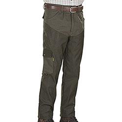 Pantaloni Kalibro Chaps Upland Green Canvas e Cordura