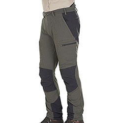 Pantaloni caccia Beretta 4 Way Stretch Forest Night