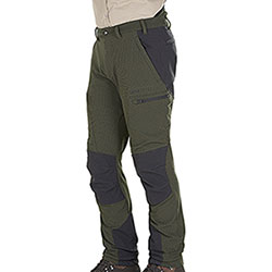 Pantaloni Beretta 4 Way Stretch Green