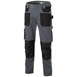 Pantaloni  da lavoro Professional Big Pockets Grey