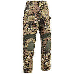 Pantaloni OpenLand Tactical Combat Italian Camo Vegetato