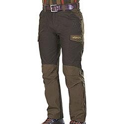 Pantaloni caccia Härkila Dain Hunting Green/Slate Brown