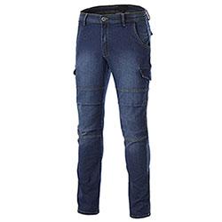 Jeans uomo Elasticizzati Stinaus Indigo