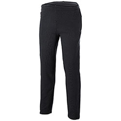 Pantaloni Felpati Black  Fruit of the Loom