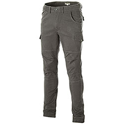 Pantaloni uomo Bull Stretch Grey