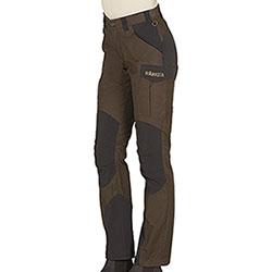 Pantaloni da caccia Donna Härkila Gevar Slate Brown