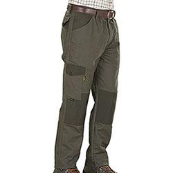 Pantaloni Kalibro Classic Green Canvas e Cordura