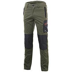 Pantaloni uomo Diadora Utility Stretch Verde