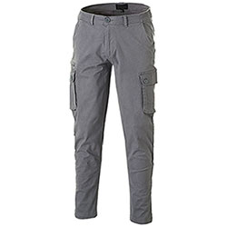 Pantaloni uomo Seven Pockets Grey