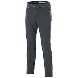 Jeans Carrera Bull Denim 12,5Oz Regular Fit Dark Grey