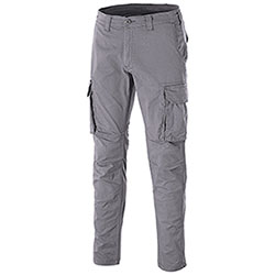 Pantaloni Cargo Stretch New Berl Grey