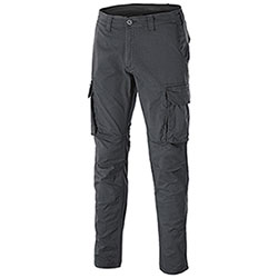 Pantaloni Cargo Stretch New Berl Dark Grey