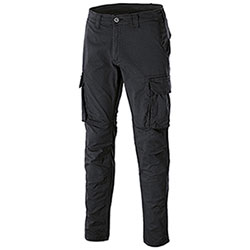 Pantaloni Cargo Stretch New Berl Black