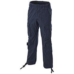Pantaloni uomo Airborne Navy