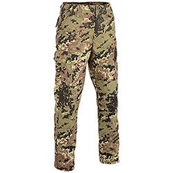 Pantaloni OpenLand Tactical BDU Italian Camo Vegetato