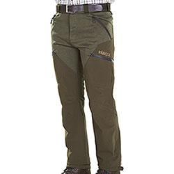 Pantaloni caccia Härkila Agnar Hybrid Willow Green