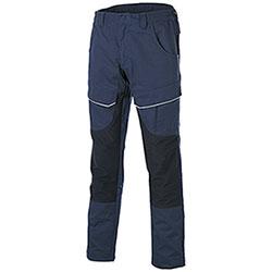 Pantaloni New Work Navy