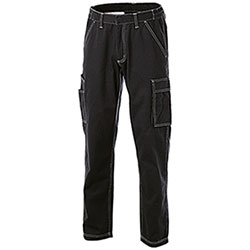 Pantaloni Cotton Work Logistic Classic Black