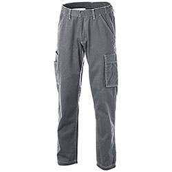 Pantaloni Cotton Work Logistic Classic Grey