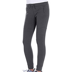 Pantaloni Donna Felpati Orlean Dark Grey