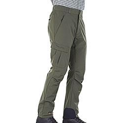 Pantaloni Beretta Advance Softshell Green