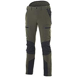 Pantaloni da caccia Beretta Light 4 Way New Stretch Green