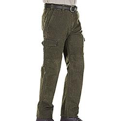 Pantaloni da caccia Seeland Flint Dark Olive