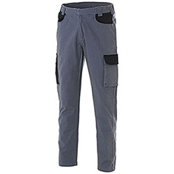Pantaloni da lavoro Zeus  Grey
