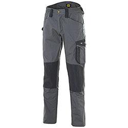 Pantaloni da Lavoro Diadora Utility Rock Grey