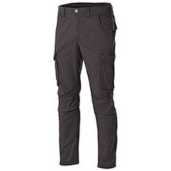 Pantaloni Cargo uomo Fashion Stretch Grey