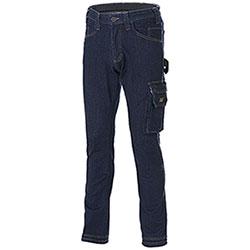 Jeans da lavoro  Rica Lewis 7 Pockets Blu