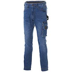 Jeans da lavoro  Rica Lewis 7 Pockets Light Blu