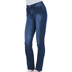 Jeans Carrera Donna Stretch Stone Wash Comfort Fit