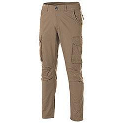 Pantaloni Cargo uomo Fashion Stretch Kaki