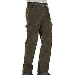Pantaloni Seeland Flint Mudd Green
