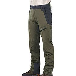 Pantaloni Beretta Ibex Neoshell Green