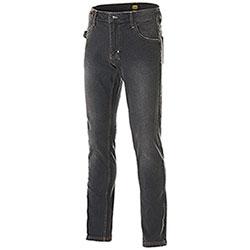 Jeans uomo Diadora Utility Denim Stone Grey Elasticizzati