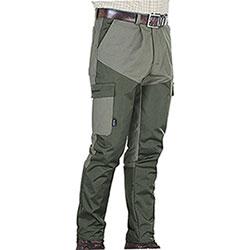 Pantaloni Kalibro Hunter Cotton Stretch Upland Green Cordura