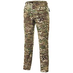 Pantaloni Teesar BDU Slim Fit RipStop Multitarn