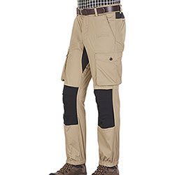 Pantaloni Beretta Hybrid Jungle Haselnut