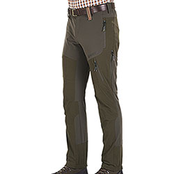 Pantaloni Beretta 4 Way Stretch Evo Green Moss