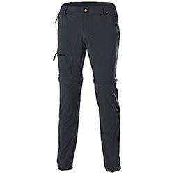 Pantaloni uomo Light Division Stretch Black