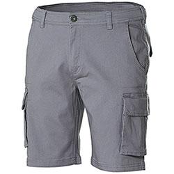 Bermuda uomo Konos Light Grey Elasticizzati