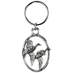 Open Wings Mallard Key-Ring