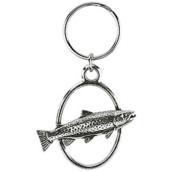 Trout Key-Ring